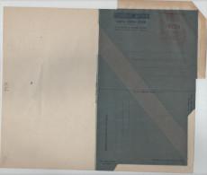 Aerograma 2.50 P. , Edifil No. 16 , No Usadas - 1931-....