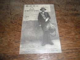 Carte Postale Moderne Réédition Ancienne De Verneuil(Eure) N°1, Le Tambour De Ville Annonce La Mobilisation Générale - Verneuil-sur-Avre