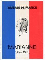 TIMBRES DE FRANCE . MARIANNE 1894/1985 - Ref. N°2789 - - Timbres (représentations)