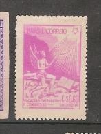 Brazil * & I Congresso Das Vocações Sacerdotais, Salvador 1949  (478A) - Storia