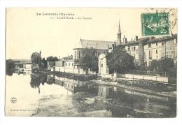 Cp, 54, Lunéville, La Vezouze, Voyagée 1911 - Luneville