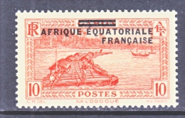 A.E.F.  5   * - Unused Stamps