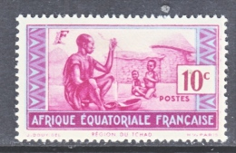 A.E.F.  38   * - Unused Stamps