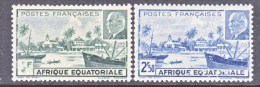 A.E.F.  79 A-b   *   VICHY - Unused Stamps