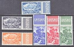 A.E.F.  166-71    * - Unused Stamps