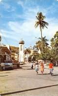 17681 Mexico, Acapuico, Gro, Church and Garden, Iglesia Y Jardin,No. 3
