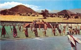 18115 Mexico, San Juan Teotihuacan, Sacrafice to the Gods