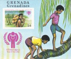 Grenada Grenadines 1979 International Year Of The Child Souvenir Sheet MNH - Grenada (1974-...)