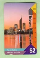 Australia - 1991 Western Australia $2 Perth - AUS-M-028 - Mint - (T6C1-1) - Australia
