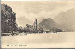 ANNECY - Le Lac A  Veyrier   97 - Talloires