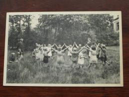 Diesterweg's Schoolkolonie Te Heide ( Geleid Spel Voor Kleintjes ) Anno 19?? ( Zie Foto Voor Details ) !! - Kalmthout