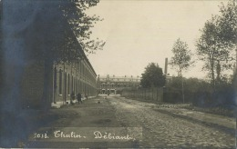 Thulin :  Débiant     ( Carte Photo Gevaert   Ecrit Avec Timbre ) - Belgium