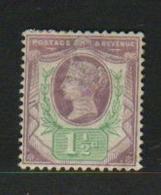 Great Britain   QV  1.5d  Mounted Mint  #  57435 - Neufs