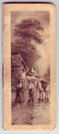 Magnifique calendrier. Confiserie T. JOURGET - 1925 - Saint Etienne -
