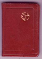 Magnifique Calendrier. Librairie DUBOUCHET - 1955 - Saint Etienne. - Tamaño Pequeño : 1941-60