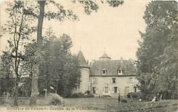 63 - Château De Verchère  - Environs De Thiers  - Cpa En Bon état. - Thiers