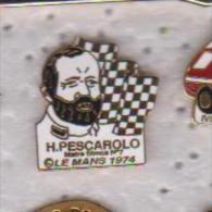 Pin's 24 HEURES DU MANS PESCALORO - F1