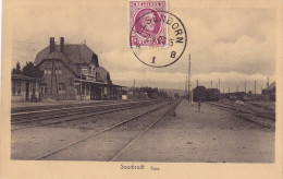 SOURBRODT : Gare - Waimes - Weismes