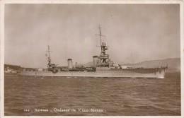 """THEMES - BATEAUX - Guerre - """"Suffren"""" Croiseur De 10000 Tonnes - Guerre"""