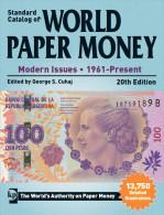 Standard Catalog Of World Paper Money Modern Issues 1961 - Present 20th - Libri & Software