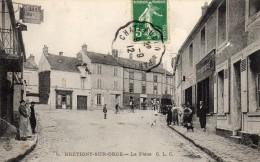 5. Brétigny Sur Orge - La Place , Animation - 91 - - Bretigny Sur Orge