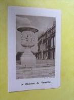 Calendrier petit format 1952 pharmacie boyer ch�teau de Versailles