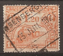 FEE-0824     ISENBERGHE             //    +     +              ocb TR 117