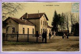 54 - BACCARAT -- La Gare - Baccarat