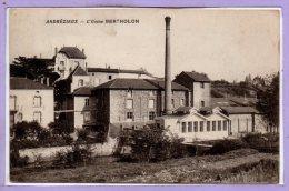 42 - ANDREZIEUX -- L'Usine BERTHOLON - Andrézieux-Bouthéon