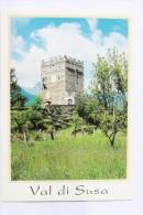 .tour Du Chateau De MATTIE.piemont.vallee De Susa.italie. - Italia
