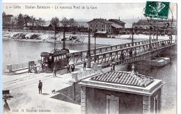 Sète (Hérault) Pont De La Gare. - Sete (Cette)