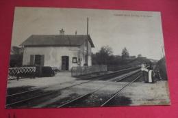 Cp  Champfleur La Gare - Otros Municipios
