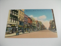Main Street Al Market Paterson N. J. U.s.a. - Negozi