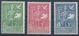 1953 Europese Gedachte Nr 927/929 MNH - Belgium