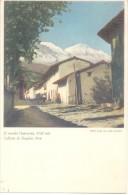 EL NEVADO HUASCARAN CALLEJON DE HUAYLAS PERU FOTO ILUM DE UDO SCHACK CPA DOS DIVISE UNCIRCULATED TBE CIRCA 1955