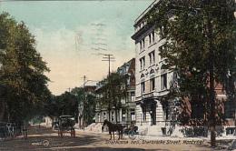 Montréal - Sherbrooke Street (animation, Ottignies, 1910) - Montreal