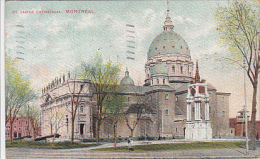 Montréal - St James Cathedral - Montreal