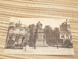 Dresden. Wall-Pavillon, Königl. Zwinger Germany - Dresden
