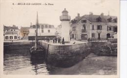 BELLE ÎLE En MER -  SAUZON  - Le Phare (E3-939) Neuve - Belle Ile En Mer