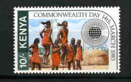 KENYA  -  1983 - DANSE MASAIL - Danse