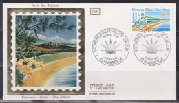 = Enveloppe 1er Jour Provence Alpes Côte D'Azur Marseille 8 Janvier 83 N°2252 - 1980-1989