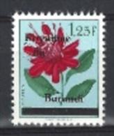 Burundi - OCB N° LP/PA 3A** (fleurs) - 1962-69: Neufs