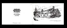 29 - PENMARCH - La Madeleine - Chaumière - Carte Double - Penmarch