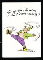 Humour Bretechet / ???  Kataté Sport  ???   //  CP 8/845 - Künstlerkarten