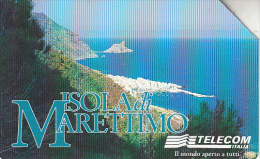 ITALY - Isola De Marettimo, Exp.date 30/06/01, Used - Public Ordinary