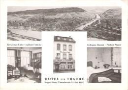 RHP34 - BINGEN: Hotel Zur Traube - Bingen