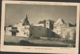 Algerie. Pavillon Cote Sud Algerien. Exposition Coloniale Paris 1931 - Algeria