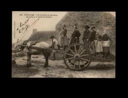 29 - PENMARCH - Récolte Du Goëmon - Attelage Cheval - Penmarch