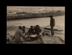 29 - PENMARCH - SAINT-GUENOLE - Pêcheurs De Sardines - Cautriade - Penmarch