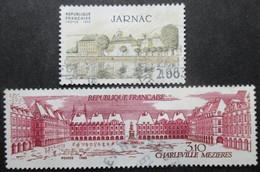 FRANCE N°2287 Et 2288 Oblitérés - Timbres